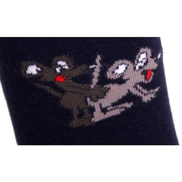 Kamafootra zokni - egeres
