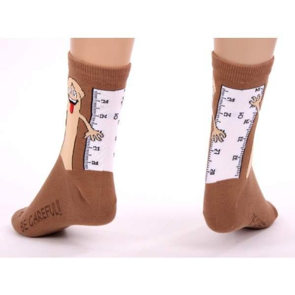 Kamafootra zokni - centiméteres