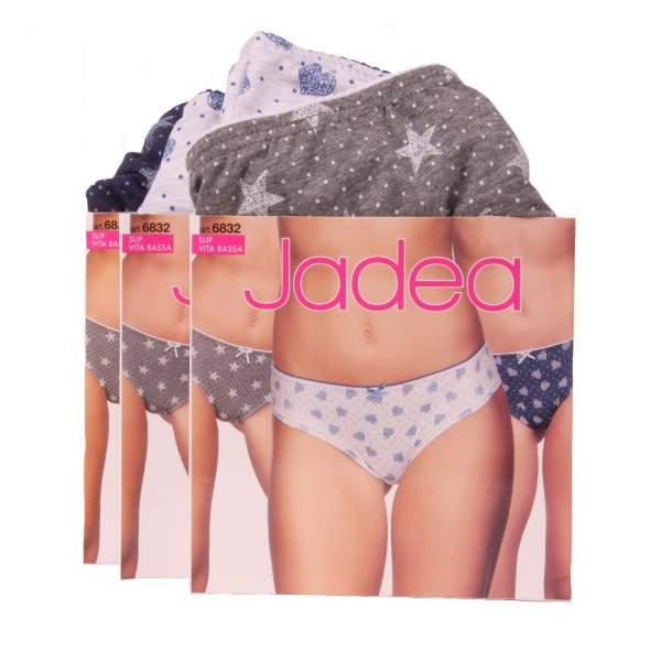 Jadea 6832 pamut bugyi - 3 db -   hdiShop.hu   21eff37adf