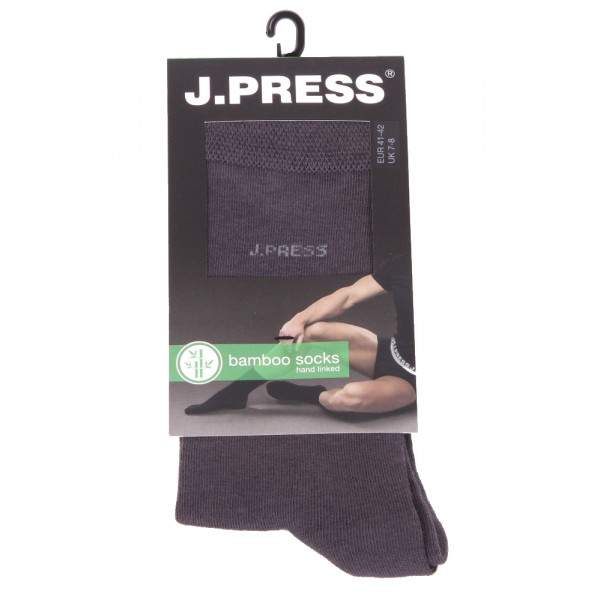 JPRESS D110 férfi bambusz zokni