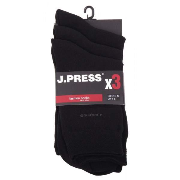 JPRESS MP3D050 férfi öltönyzokni - 3 pár