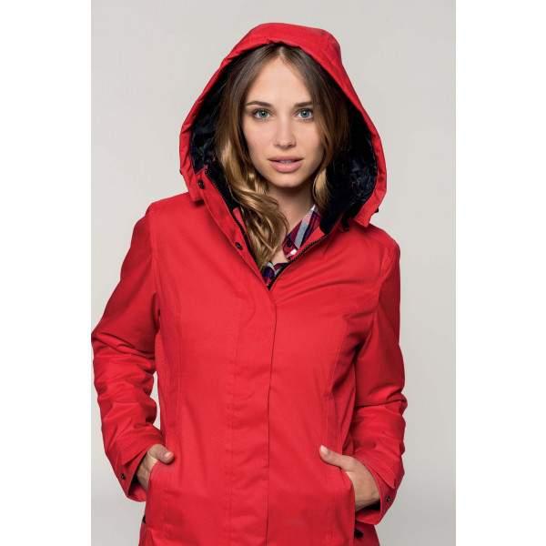 Kariban K6108 női parka kabát -   hdiShop.hu   b360866c1e