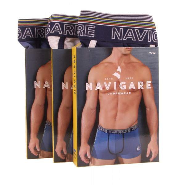Navigare 771Z férfi pamut boxer - 3 db -   hdiShop.hu   bbe22bed61