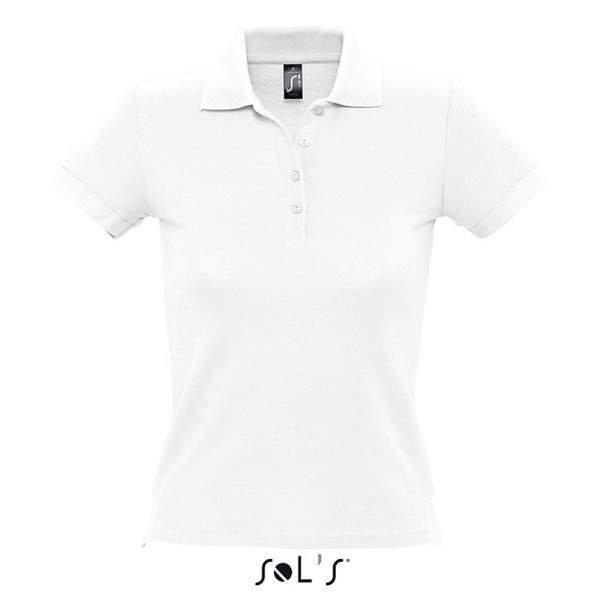 Sols 11310 People női galléros póló - fehér -   hdiShop.hu   f498511c26