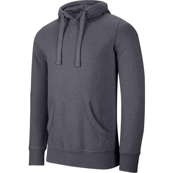 Kariban K462 Melange férfi kapucnis pulóver