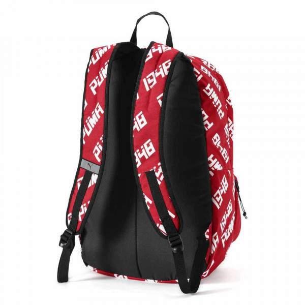 Puma Academy hátizsák iskolatáska - piros