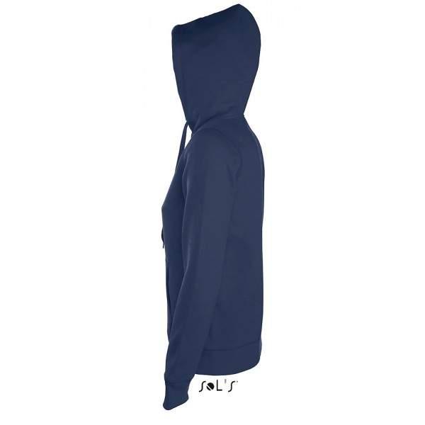Sols 47900 Seven női cipzáros kapucnis pulóver