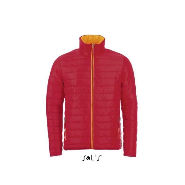 Sols SO01193 Ride férfi steppelt dzseki