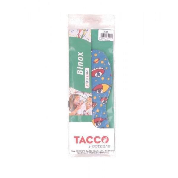 Tacco 645 Binox talpbetét - gyermek méret