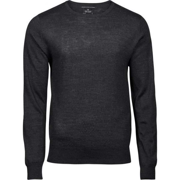 Tee Jays 6000 férfi gyapjú pulóver