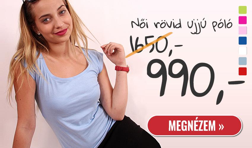 Sols 11385 női póló