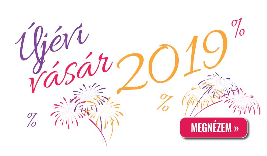 Újévi Vásár - 2019